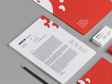 iRMUUN corporate branding